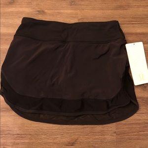 Lululemon skirt with built-in short